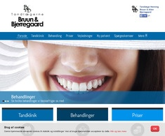 Tandlægerne Bruun & Bjerregaard
