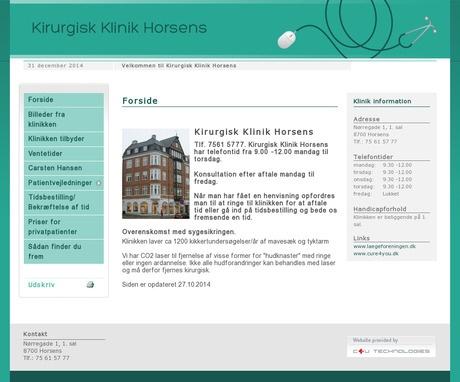 Kirurgisk Klinik Horsens