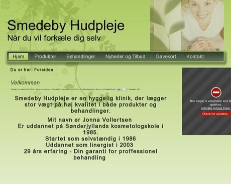 Smedeby Hudpleje