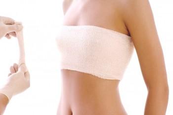Fjernelse af bandage og sting
