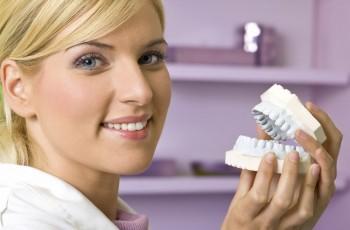 Information om kosmetiske tandbehandliger