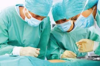 Operationsforløb ved brystløft